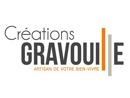 logo-Créations Gravouille | Cuisiniste La Chapelle Saint Florent