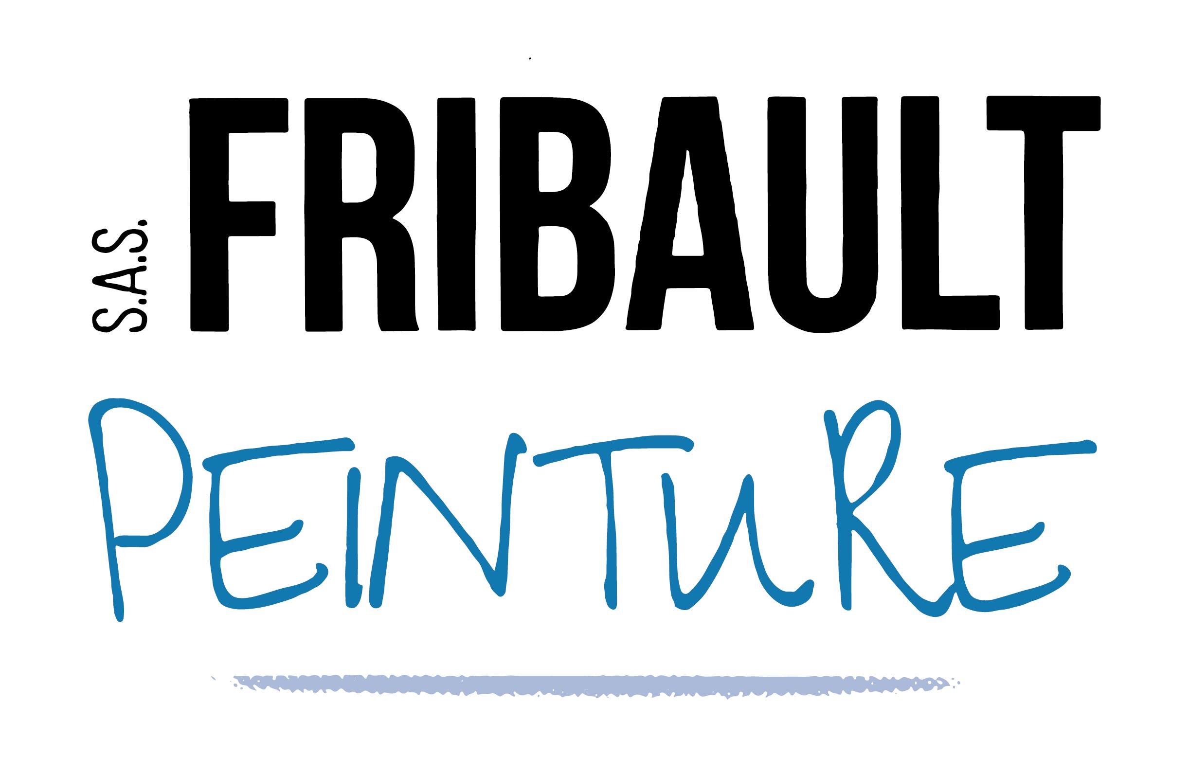 logo-Fribault Peinture | Peintre La Pommeraye