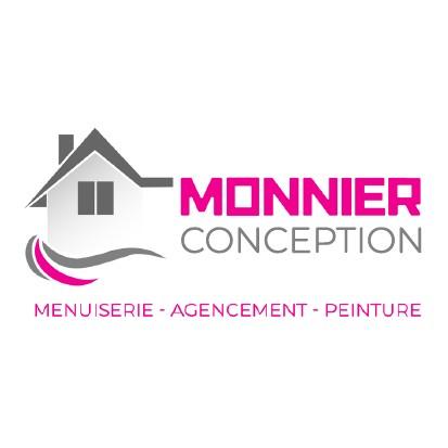logo-Monnier Conception | Menuisier - Peintre - St Malo - Dinard
