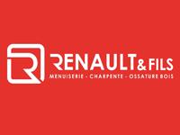 logo-Renault et Fils   Menuisier Fontenay le Comte
