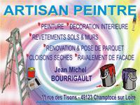 logo-Bourrigault jean-Michel | Ravalement Façade Champtocé sur Loire