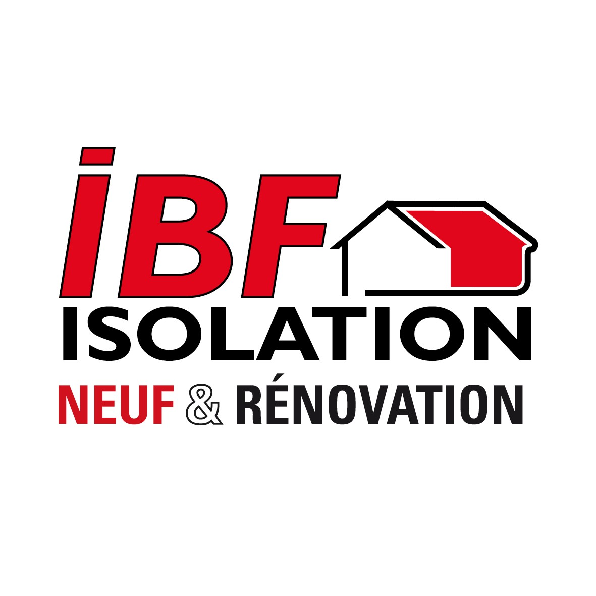 logo-IBF Isolation | Isolation Maison Belleville sur Vie - Challans