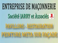 logo-Jarry et associés | Aménagement Maison St Quentin en Mauges