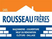 logo-Rousseau Frères | Couvreur Challans