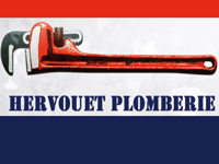 logo-Hervouet Plomberie   Plombier Rezé - Bouguenais