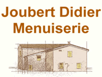 logo-Joubert Didier | Menuisier Villedieu la Blouère