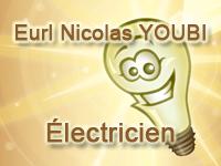 logo-Youbi Nicolas | Installation Electrique - Électricien - Mouzillon