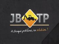 logo-JB TP | Assainissement - Terrassement Feneu - Marigné