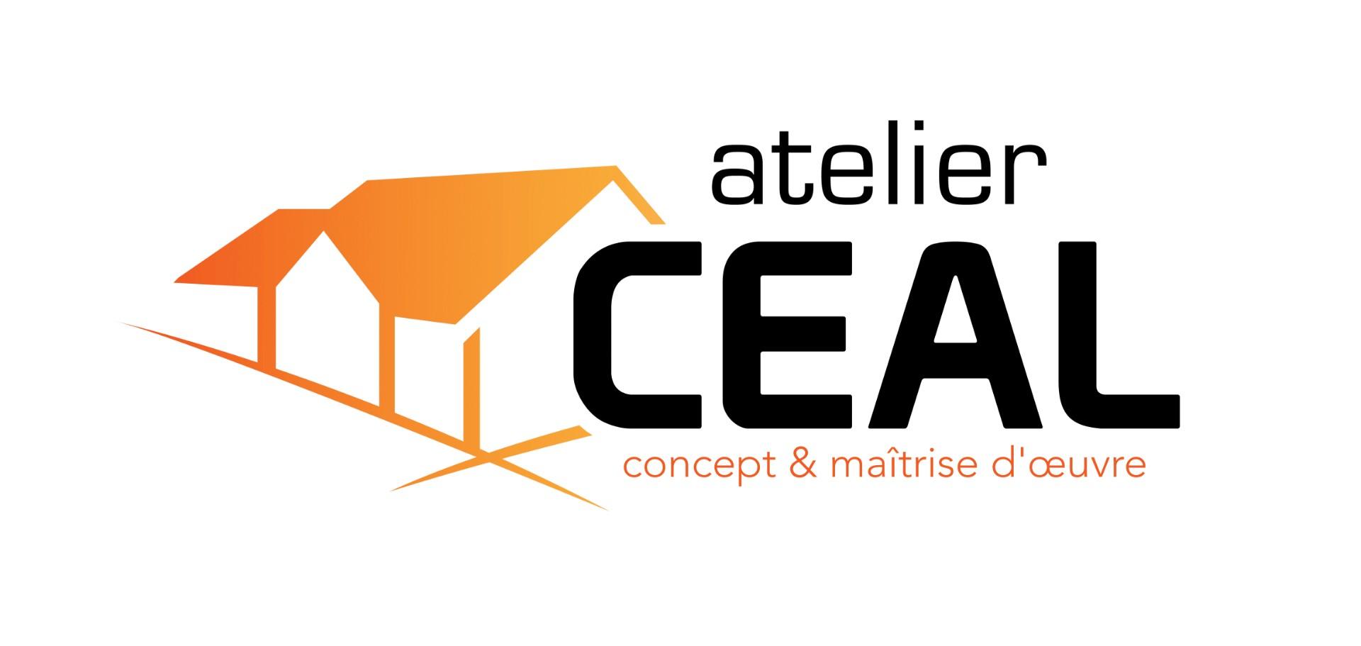 logo-Atelier CEAL | Maître d'œuvre - Construction Vallet