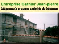 logo-Garnier Jean-Pierre | Maçon Scorbé Clairvaux