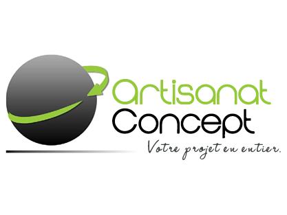 logo-Artisanat Concept | Entreprise Générale de Travaux Chalonnes Sur Loire