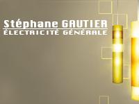 logo-Gautier Stéphane   Electricien Angers