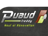 logo-Puaud Freddy | Plaquiste - Saint Paul en Pareds - Les Herbiers