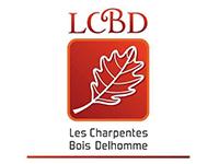 logo-Les Charpentes Bois Delhomme | Charpentier - Couvreur - Les Epesses