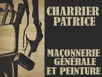 logo-Charrier Patrice | Maçon - Angers - Trélazé