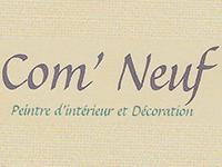 logo-Com'neuf | Peintre - Décoratrice - Port Saint Père