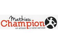 logo-Champion Mathieu | Plâtrier Les Ormes