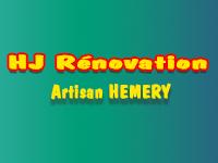logo-HJ Rénovation  Nettoyage - Démoussage - Toiture - Le Plessis-Grammoire