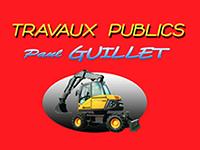 logo-Guillet Paul | Terrassement - Assainissement - Commequiers