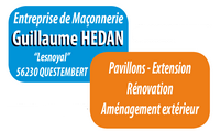 logo-Hedan Guillaume | Extension Maison Questembert