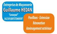 logo-Hédan Guillaume | Maçon Questembert