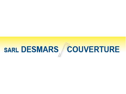 logo-Desmars Couverture | Couvreur - Poseur de Bardage - Trignac