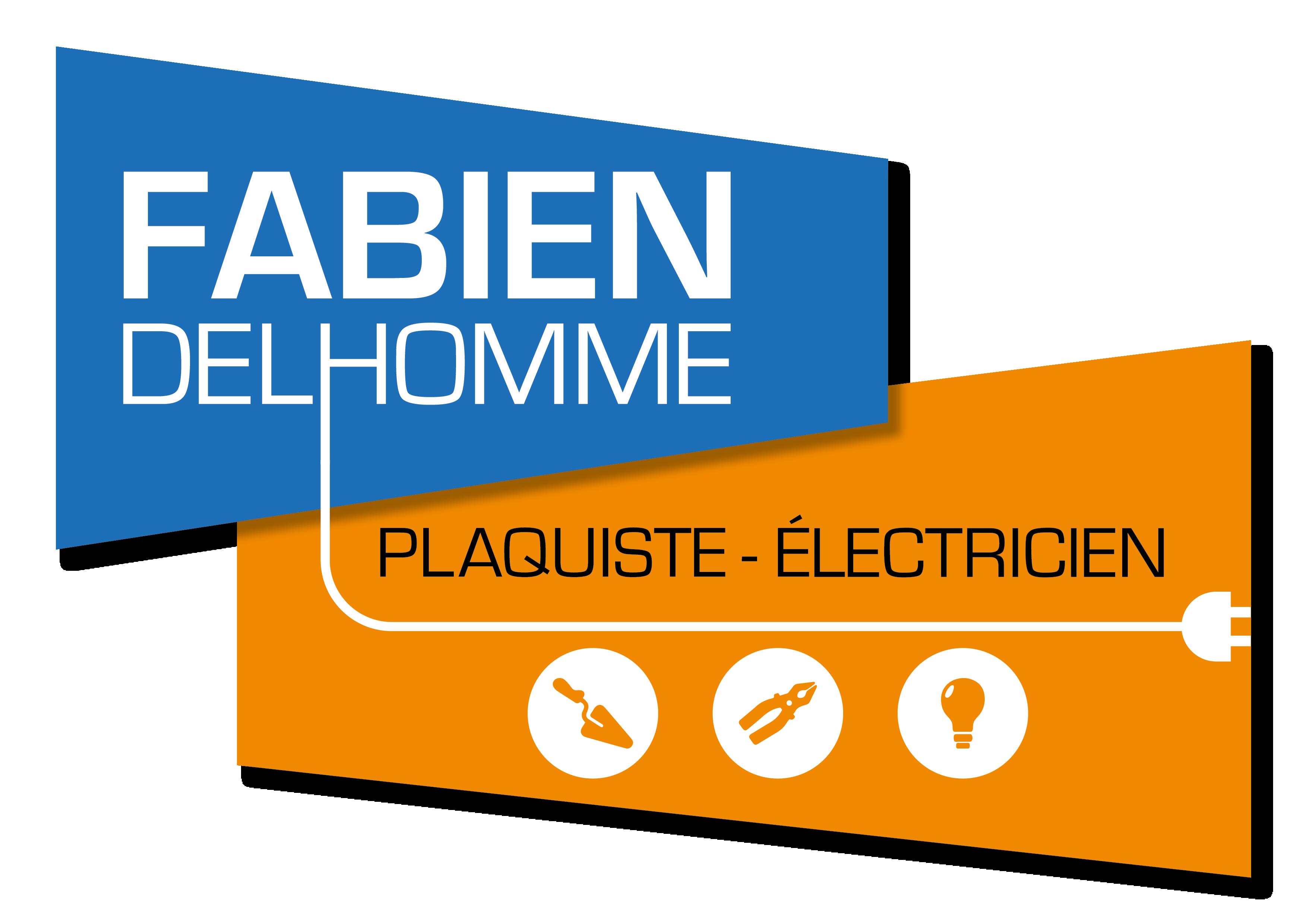 logo-Delhomme Fabien | Electricien Poitiers