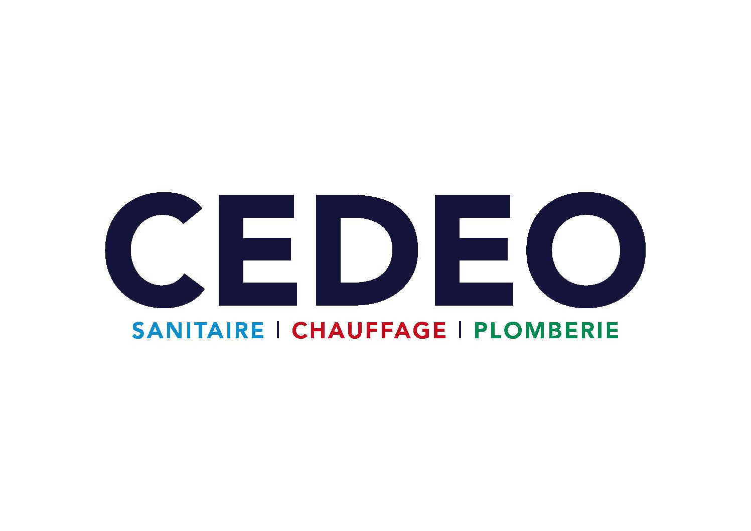 logo-CEDEO | Plombier - Chauffagiste Theix - Vannes - Lorient