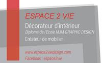 logo-Espace 2 Vie | Décorateur Intérieur - Ploermel - Josselin - Vannes