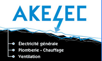 logo-Akelec | Electricien - VMC - Pose de Domotique - Mordelles - Bruz