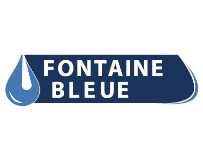 logo-Fontaine Bleue | Plombier - Aménagement salle de bains - St Gregoire