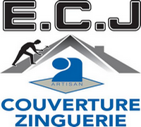 logo-E.C.J | Entreprise de Couverture - Couvreur Saint Nazaire