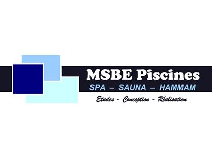 logo-MSBE Piscines | Création Piscine - Plougoumelen - Auray