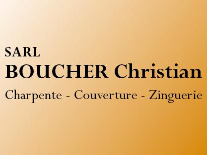 logo-Boucher Christian | Entreprise Isolation Saint Jean de Sauves