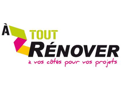 logo-À Tout Rénover | Maitre d'Oeuvre - Extension - Agrandissement - Angers