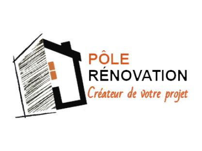 logo-Pôle Rénovation | Rénovation - Menuiserie - Charpente Fégréac