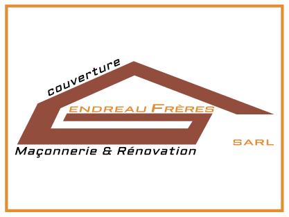 logo-Gendreau Frères | Couvreur - Maçon - Fontenay Le Comte
