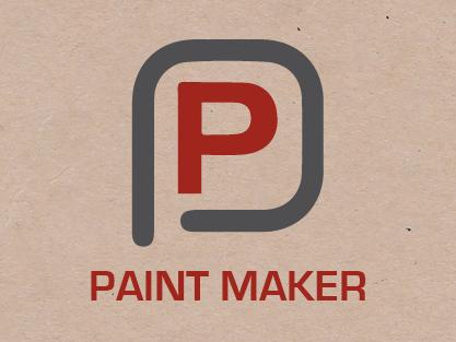 logo-Paint Maker |  Artisan Peintre - Décorateur Intérieur - St Nazaire