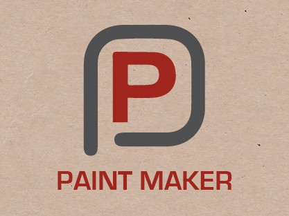 logo-Paint Maker |  Artisan Peintre - Décorateur Saint-Malo-de-Guersac