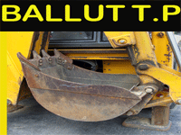 logo-Ballut TP   Assainissement - Terrassement - Micro Station - Drain