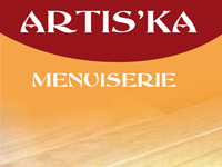logo-Artiska | Menuisier St Sébastien sur Loire - Vertou