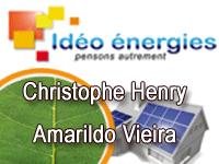 logo-Idéo Energies | Pompe à Chaleur - Photovoltaïque - Solaire - Nantes