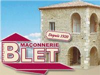 logo-Blet Maçonnerie I Maçon Mazerolles