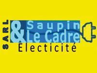 logo-Saupin Le Cadre | Électricien La Haye Fouassière