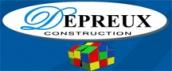 logo-Depreux Construction | Constructeur Maison Orvault