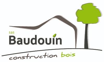 logo-Baudouin Construction Bois   Menuiserie - Charpente Nantes - La Baule