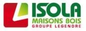 logo-Isola Maison Bois | Constructeur - Ossature Bois - Noyal sur Vilaine
