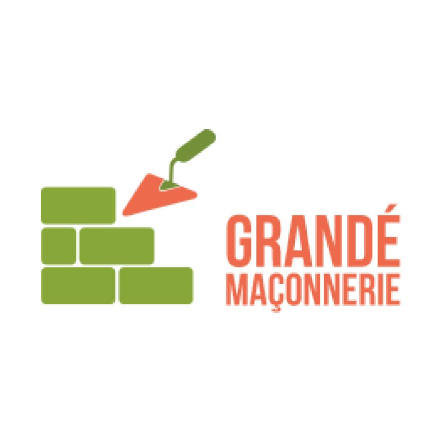 logo-Grande Maçonnerie | Artisan maçon Avrillé