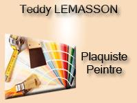 logo-Lemasson Teddy | Plaquiste - Peintre - Décorateur - Indre