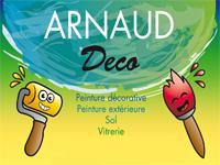 logo-Arnaud Deco | Artisan Peintre Saint Julien De Concelles